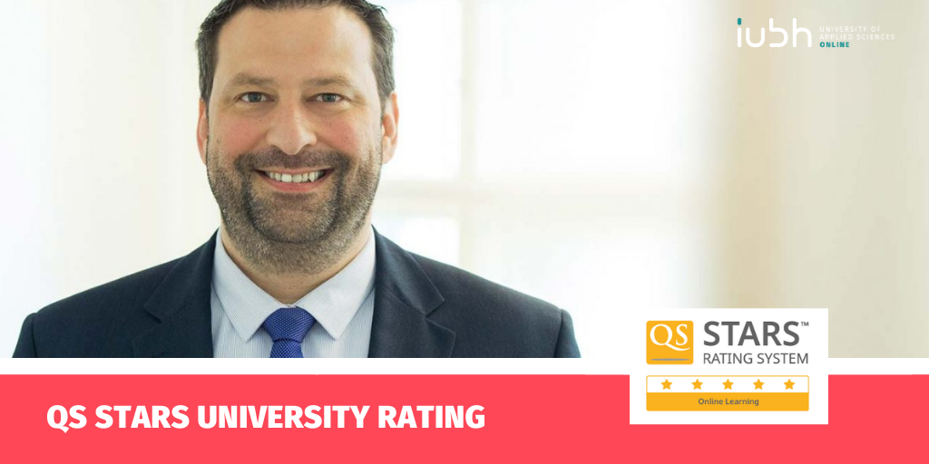 IUBH becomes the first German University to be awarded a QS 5 Star Rating for Online-Studies