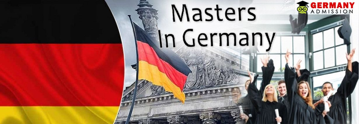 master degree in germany